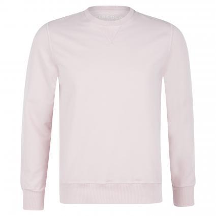 Sweatshirt mit Rippbündchen rose (BRIDAL ROSE) | XL
