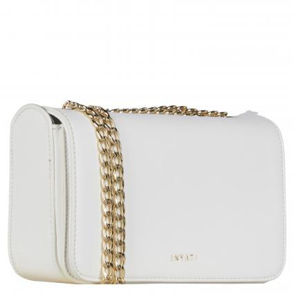 Crossbody Bag 'Belle' aus Kunstleder weiss (201 WHITE) | 0