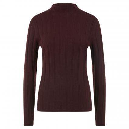 Pullover aus Cashmere bordeaux (barolo) | M