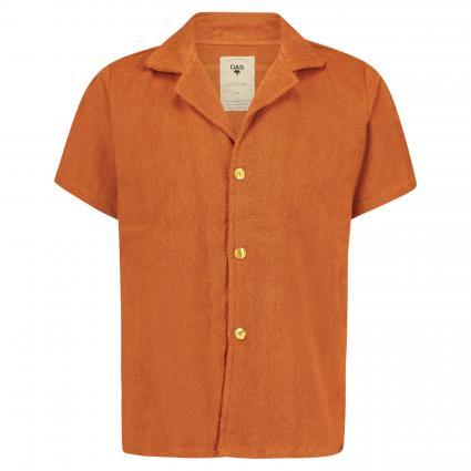 Hemd aus Baumwolle orange (30 terracota cuba) | L