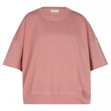 Sweatshirt 'Ofi' mit Einschubtaschen rot (PAMPLEMOUSSE)   M/L