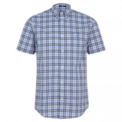 Regular-Fit Hemd mit Karomuster braun (248 Brown) | M