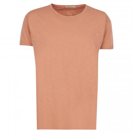 T-Shirt 'Roger' mit leichter Struktur rose (apricot) | XL