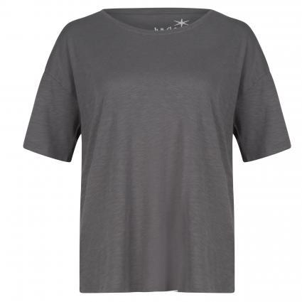 T-Shirt aus Baumwoll-Mix anthrazit (971 elephant)   S