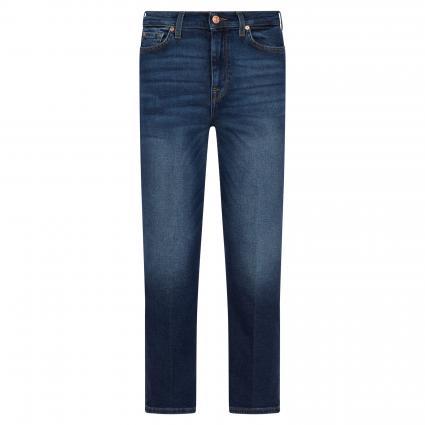 Cropped Jeans 'Alexa' blau (DARK BLUE )   26