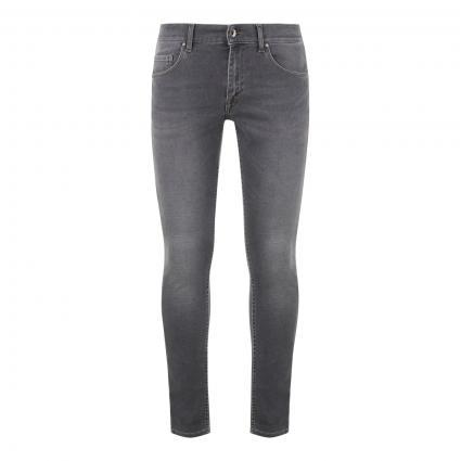 Slim-Fit Jeans schwarz (050-Black) | 33 | 32