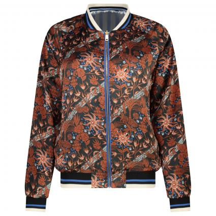 Blouson mit All-Over Muster  divers (0217-Combo A) | XS