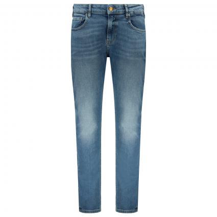 Skinny-Fit Jeans 'Skim'  blau (3660 silver ripple) | 30 | 32