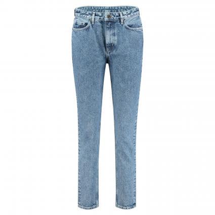 Mom-Fit Jeans  blau (STONE POIVRE) | 30