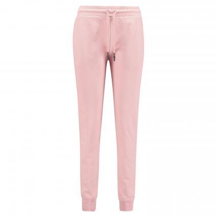 Sweatpants mit elastischem Bund pink (CAMEO PINK) | XS