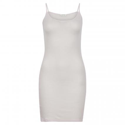 Kleid mit spaghettiträgern rose (BABY LILAS) | L
