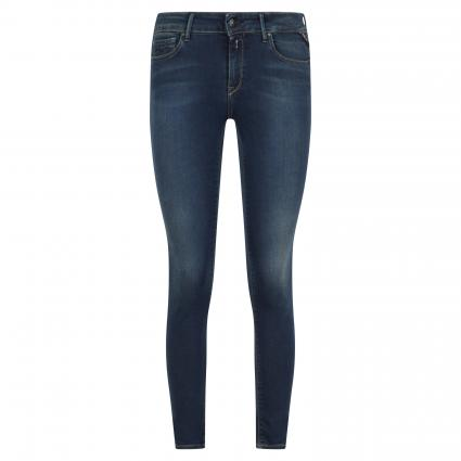 Slim-FIt Jeans im 5-Pocket Style blau (007) | 28 | 30