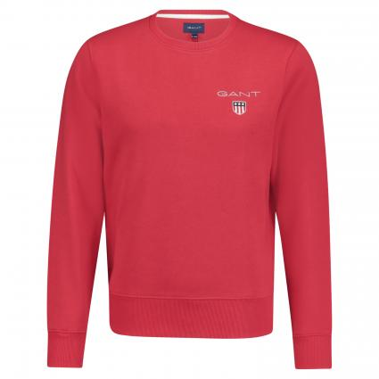 Sweatshirt aus Baumwoll-Mix rot (620 Bright Red) | XXL