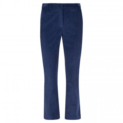 Hose 'Jordan' aus Feincord marine (010 blau) | 42