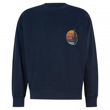 Sweatshirt 'Lukas' marine (navy) | XL