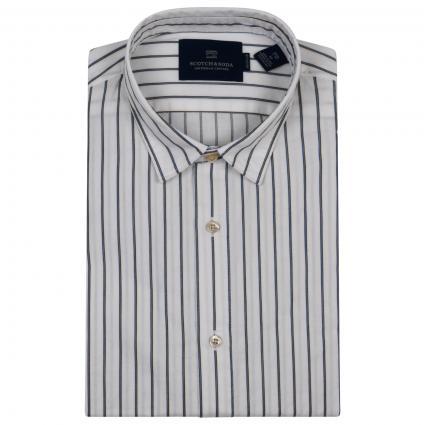Regular-Fit Hemd weiss (0217 Combo A) | M