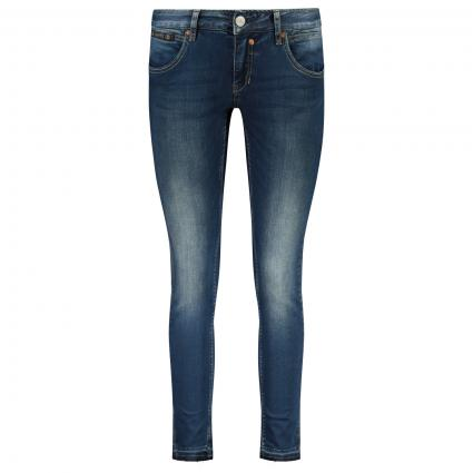 Jeans 'Touch Cropped' blau (clean) | 26