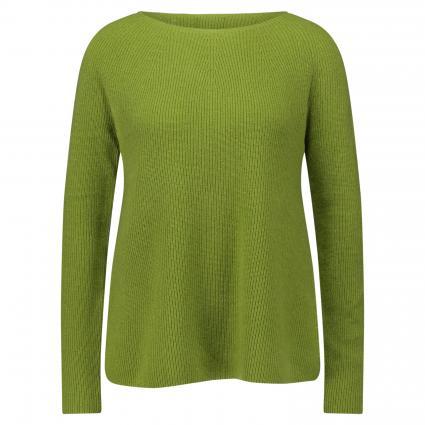 Pullover aus Cashmere grün (kiwi) | XL