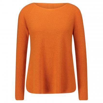 Pullover aus Cashmere orange (orange) | S