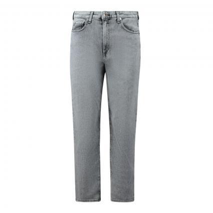 High Waist Jeans 'Nina' grau (GRAU)   30