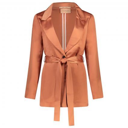 Satin Blazer orange (0013-Copper)   M