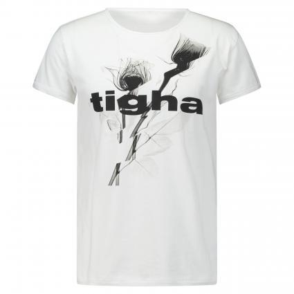 T-Shirt 'Rose Wren' weiss (001 white) | XXL