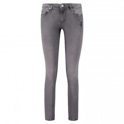 Slim-Fit Jeans 'New Halle' schwarz (BLACK WASH) | 26