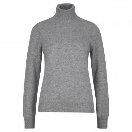 Pullover aus Cashmere grau (1031 lt. grey) | 42