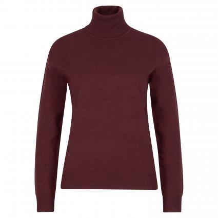 Pullover aus Cashmere bordeaux (1306 burgundy) | 38