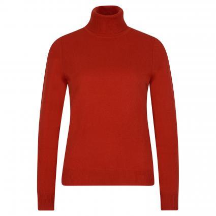Pullover aus Cashmere orange (1311 paprika ) | 34