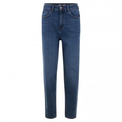 Highwaist-Jeans 'Kendi Rikka' blau (MID BLUE WASH) | M