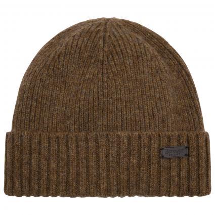 Mütze 'Carlton' beige (SN51 Sandstone) | 0