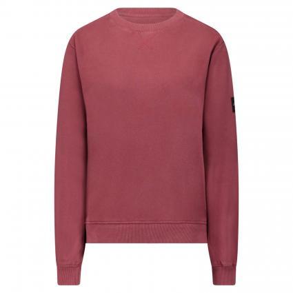 Sweatshirt 'Gasteco'  rot (266 WINE) | S