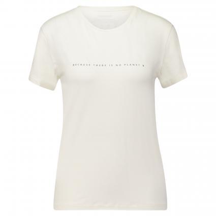 T-Shirt 'Gatsgoing' ecru (001 OFF WHITE) | M