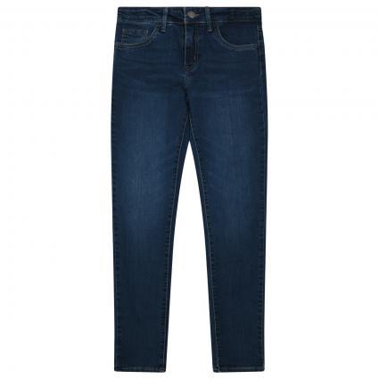 Super Skinny-Fit Jeans Hose  marine (D5K COMPLEX) | 176