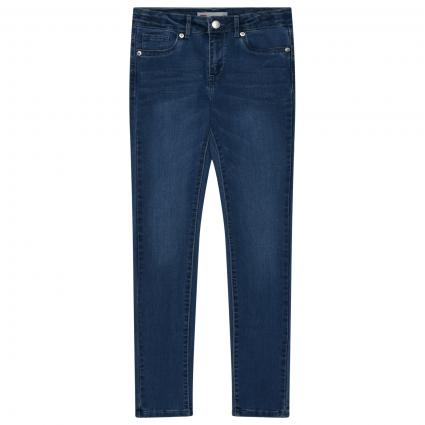 Skinny-Fit Jeans Hose  blau (M1N BLUE WINDS) | 152