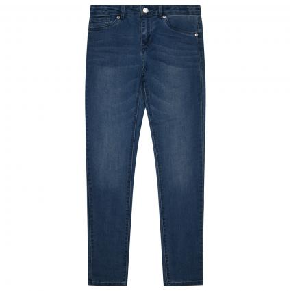 Skinny-Fit Jeans Hose  blau (M1N BLUE WINDS) | 164