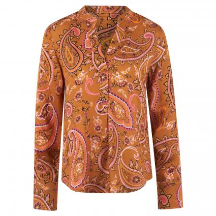 Bluse mit Paisley-Muster camel (390 camel paisley) | 42