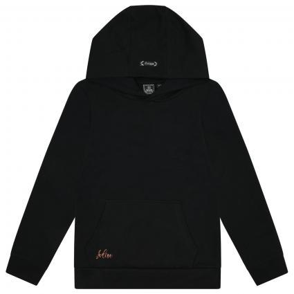 Sweatshirt mit Back Print  schwarz (999 Black) | 164