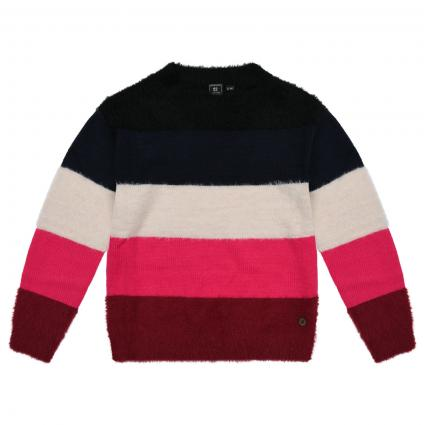 Pullover mit Color-Blocking  divers (118 Striped)   176