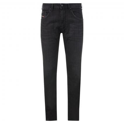 Slim-Fit Jeans 'Thommer' schwarz (69PW black wash)   30   32