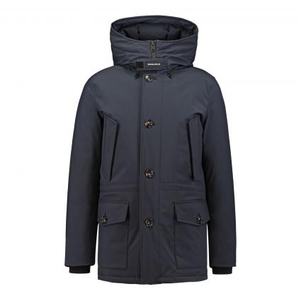 Parka 'Tech Stretch Arctic' marine (3989 melton blue) | XXL