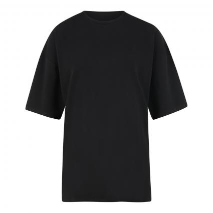 Oversized T-Shirt  schwarz (BLACK) | L