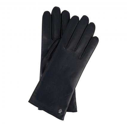 Handschuhe 'Hamburg' aus Leder marine (559 CLASSIC NAVY) | 6,5