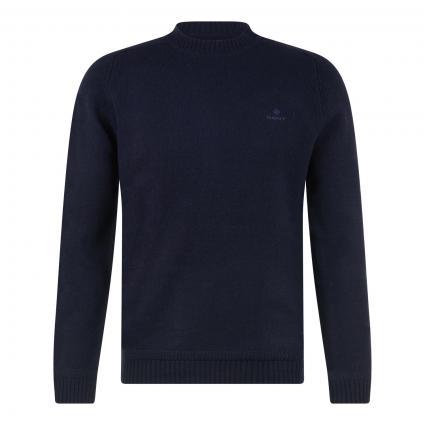 Pullover mit Rundhalsausschnitt marine (433 Evening Blue) | XL