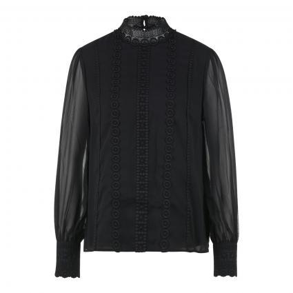 Bluse 'Vessar'  schwarz (BLACK) | 36