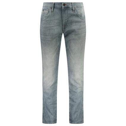 Regular-Fit Jeans aus Sweatmaterial im Denim Look grau (Light Grey) | 34 | 32