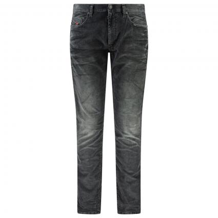 Slim-Fit Cordhose schwarz (900 black) | 36 | 32