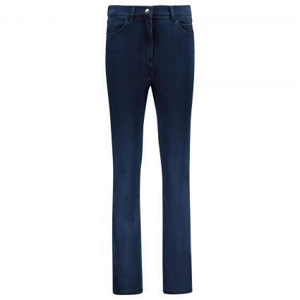 Slim-Fit Jeans mit besonders warmer und weicher Denim blau (572 blue stoned) | 18