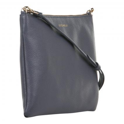 Crossbodybag aus Leder grau (Y75 ASH GREY) | 0